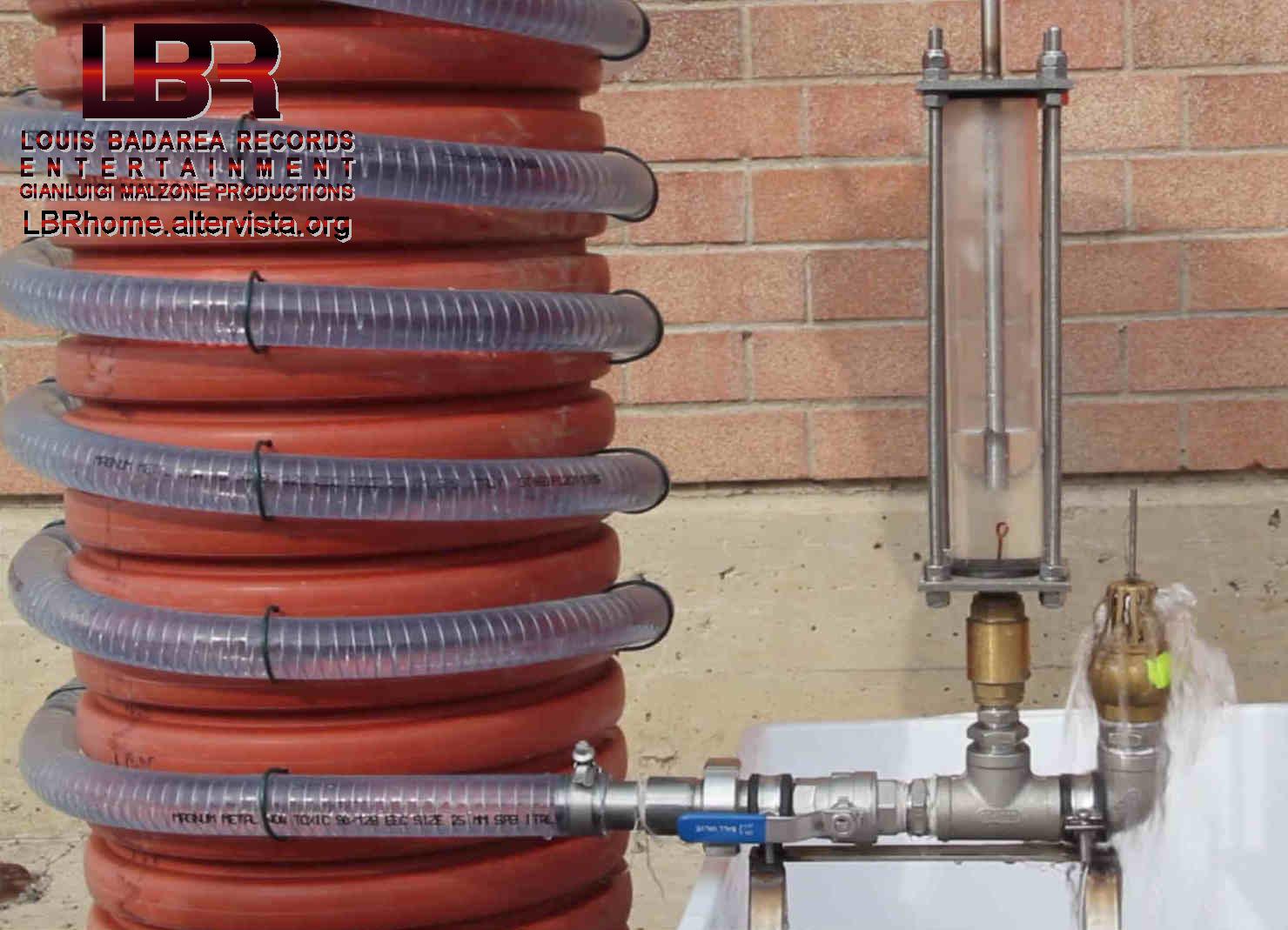 Pompa ad ariete idraulico lbrhome for Scaldabagno idraulico con pex